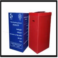 کارتن پلاست ، سطل بازیافت ، بازیافت کاغذ ، کارتن پلاست کاشان ، بازیافت زباله