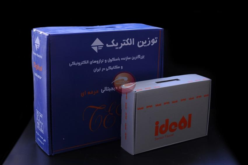 استفاده از کارتن پلاست در صنعت چاپ و بسته بندی